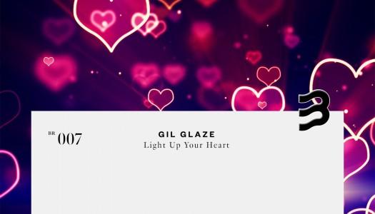 "NP Premiere: Gil Glaze – ""Light Up Your Heart"""