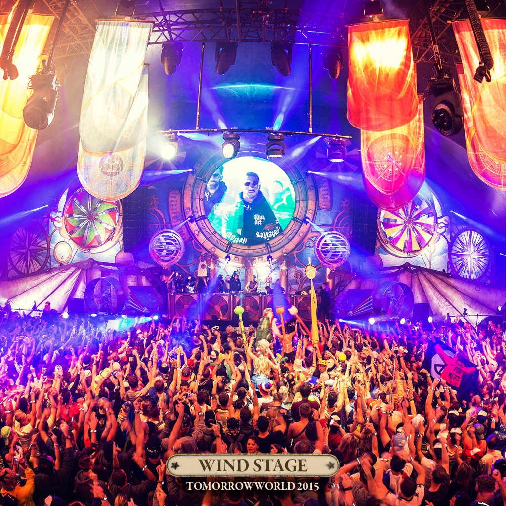 tomorrowworld stage