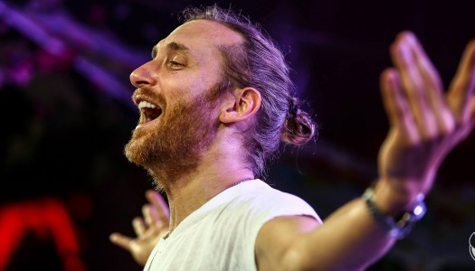 David Guetta Is the World's Most Sampled Artist