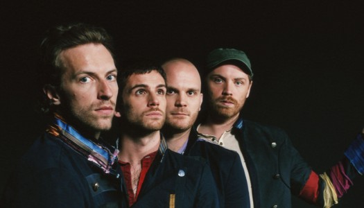 Coldplay's Album To Drop Next Month