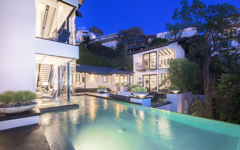 calvin harris home