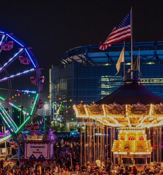 electric daisy carnival new york