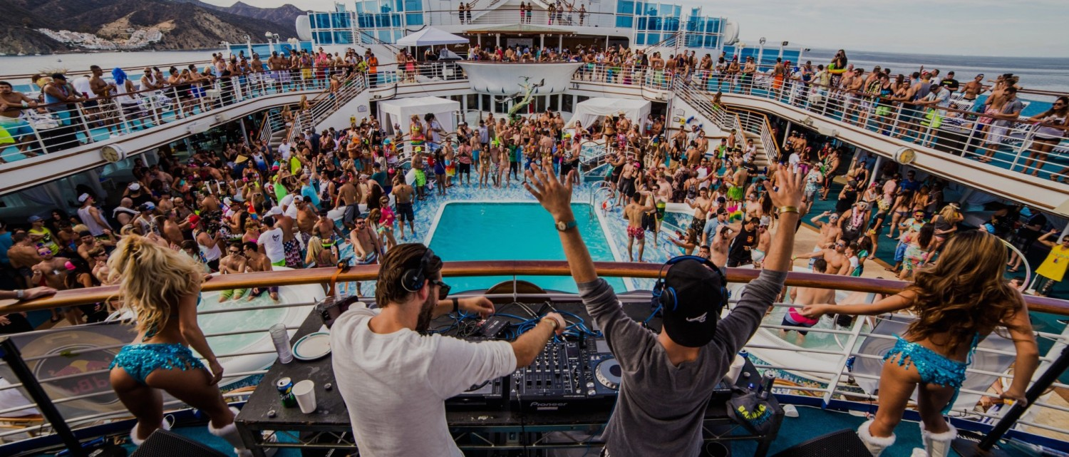 Groove Cruise Is Coming To San Diego Noiseporn
