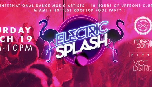 Electric Splash Giveaway