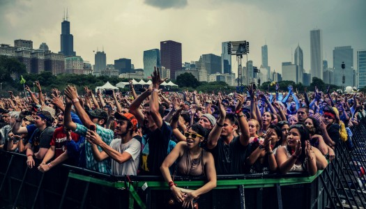 Lollapalooza 2016 Almost Sold Out Amidst Lineup Announcement