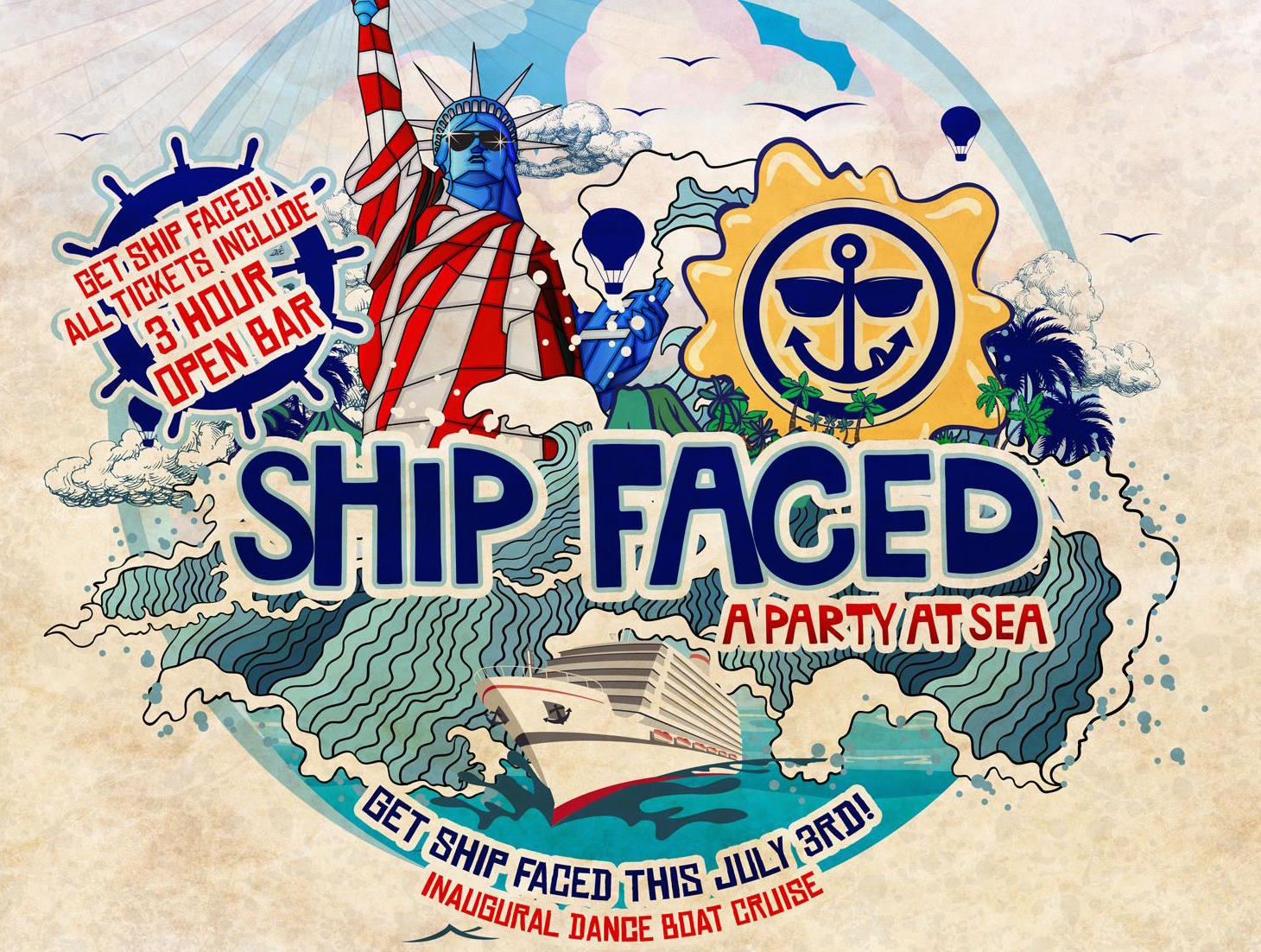 ship-faced