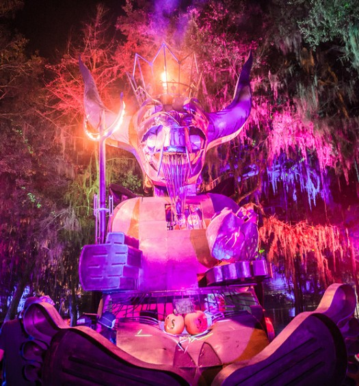 Spirit Lake - Hulaween Music Festival 2015 - Spirit of Suwannee Music Park - Live Oak FL - Photo © Dave Vann 2015