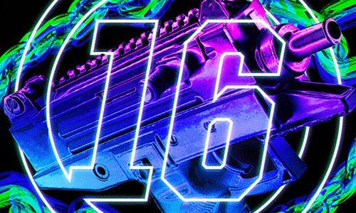 "UZ – ""Trap Shit 16"" (UZ & MYRNE Remix)"