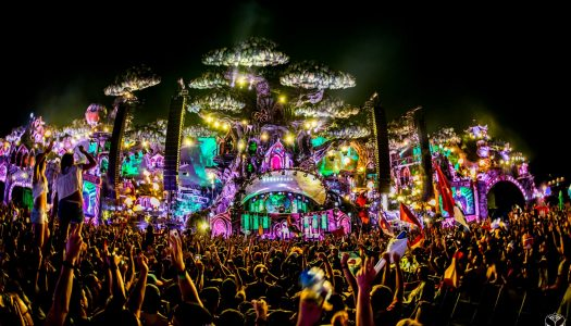 Tomorrowland 2016 Aftermovie is a Transporting Journey to a World of Fantasy