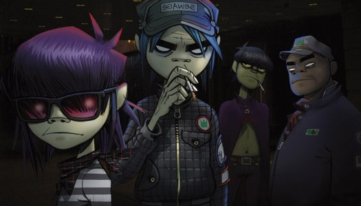 Gorillaz Launch New Instagram and Website, Tease Brand New Album