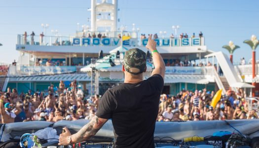 Groove Cruise Releases Phase 2 Lineup