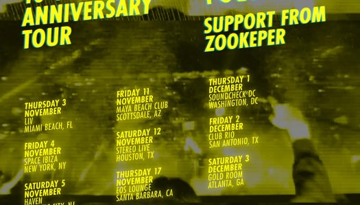 Bingo Players Announce 10 Year Anniversary Tour
