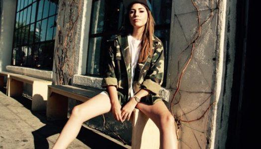 """Jessica Audiffred Drops Badass Trap Remix of Marshmello's """"Alone"""""""