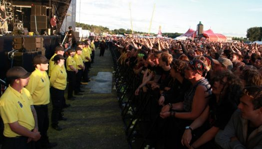 Increased Festival Security Raises Eyebrows and Questions of Attendee Rights