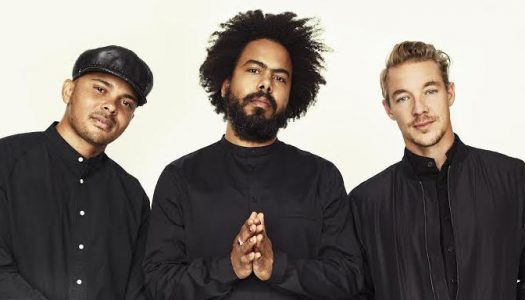 """Major Lazer and Showtek Team up for Booming Trap Anthem, """"Believer"""""""