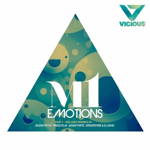 M1 39 emotions 39 remixes noiseporn for Emotional house music