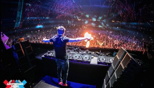 Martin Garrix Releases New Music Over Seven Days At ADE