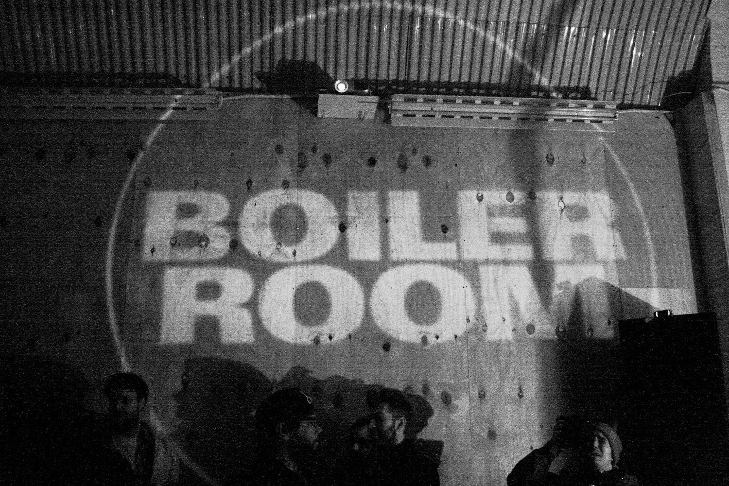 The Boiler Room Mix
