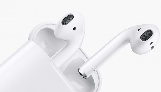 Apple Officially Releases Wireless AirPods Headphones