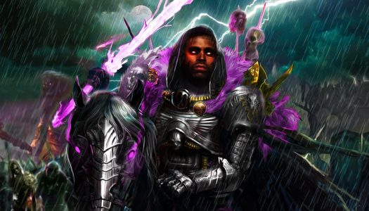 Bok Nero Releases 'Lorde of Legions [Remixes]' EP Sampler