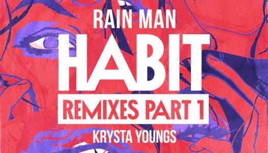 "Dim Mak Exposes Rain Man's ""Habit"" with a Remix Package"
