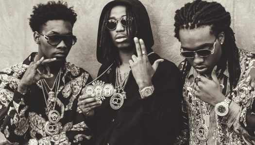 """Migos Drop Third Single off of Forthcoming 'Culture' Album, """"T-Shirt"""""""