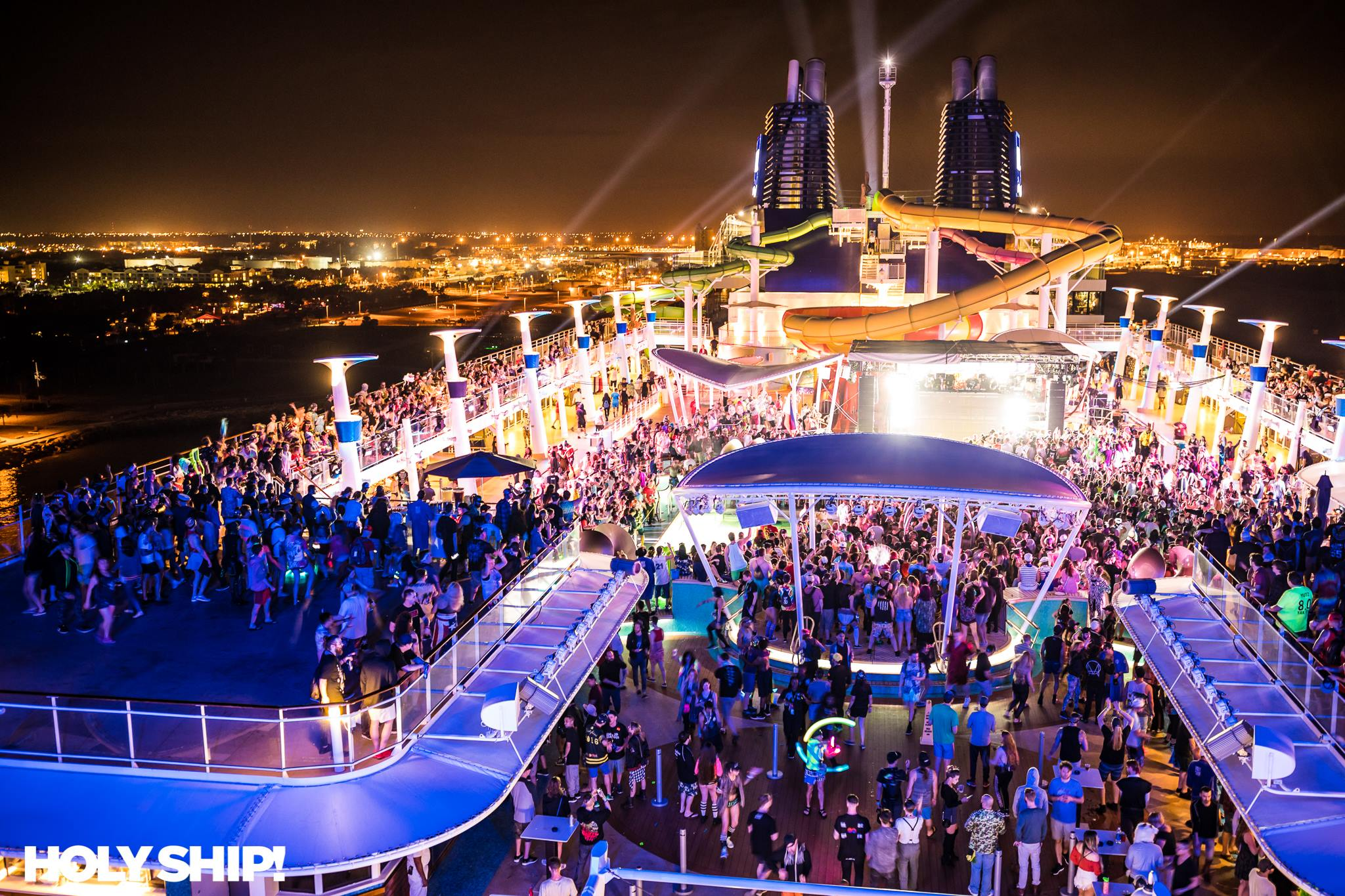 Why HOLY SHIP! Is The Best Music Festival On Earth - Noiseporn