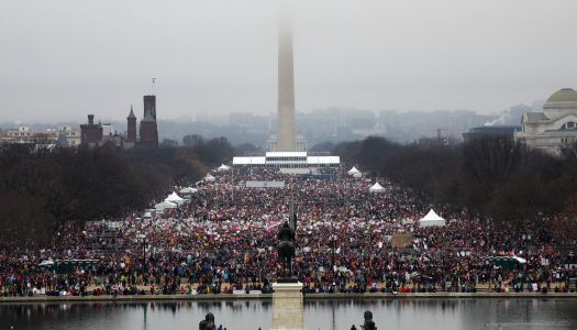 Musicians Respond to Trump Inauguration and Women's March