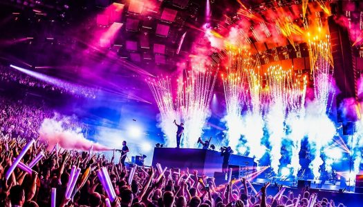 Dimitri Vegas and Like Mike Bring the Madness With the World's Largest LED Production [VIDEO]