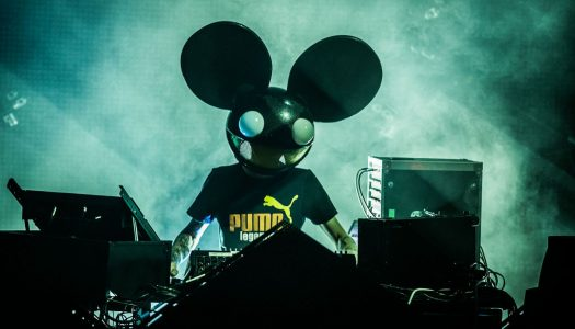 Deadmau5 Reveals Recap Video From Red Rocks Featuring a New Song
