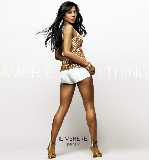 COVER AMERIE 1 THING ILIVEHERE