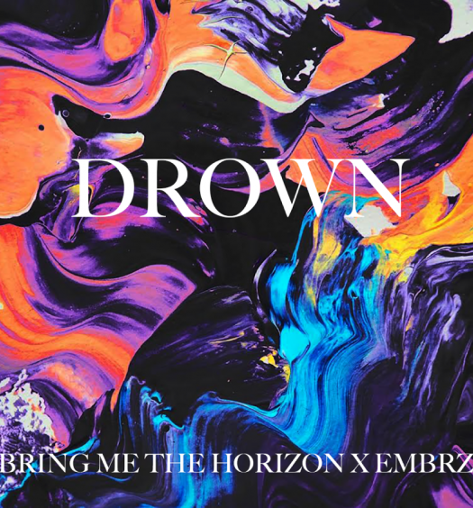 EMBRZ - Drown Remix Art
