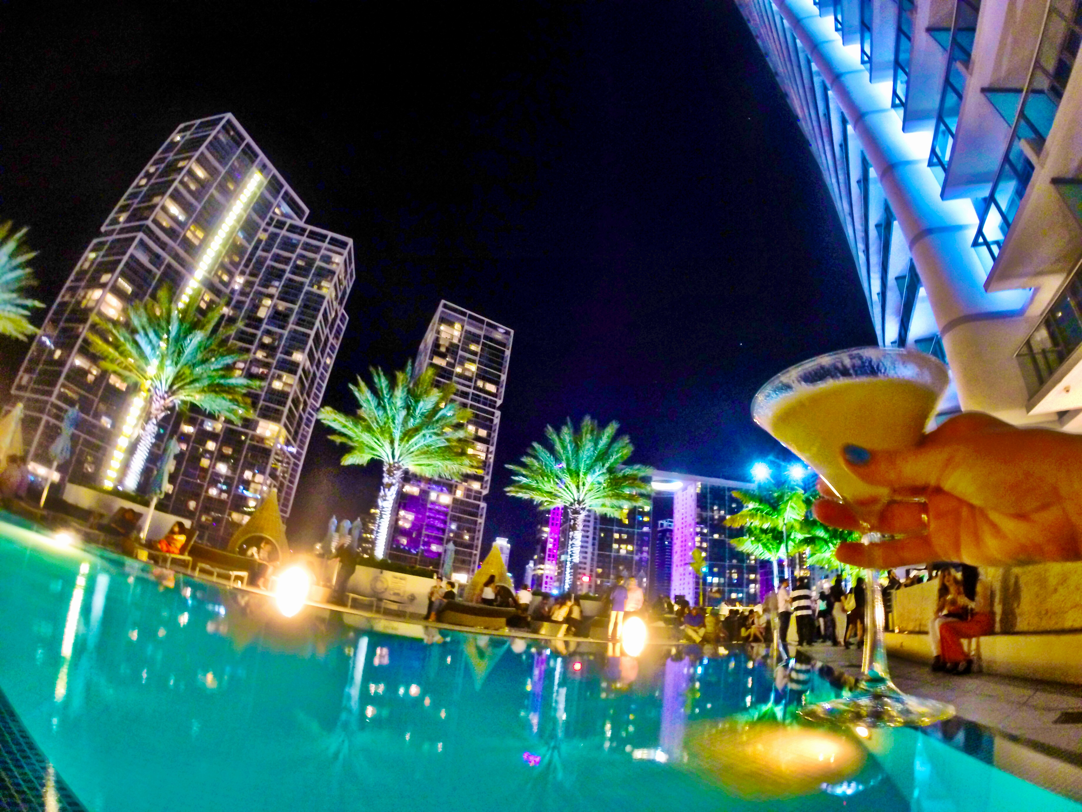 Map Of South Beach Miami Nightclubs