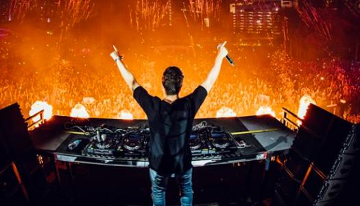 Martin Garrix Debuts Unreleased AREA21 Single at Ultra 2017