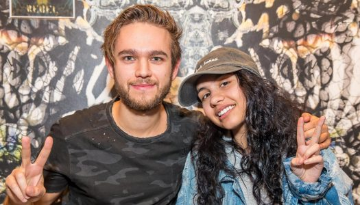 """Listen to Zedd's New Song With Alessia Cara, """"Stay"""""""