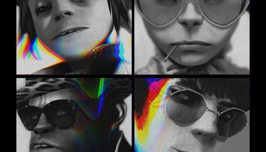 "ZHU Releases Chilling Remix Of Gorillaz' New Track ""Andromeda"""
