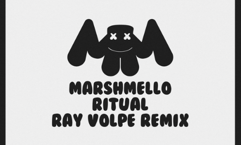 "Ray Volpe Remixes Marshmello's ""Ritual"""