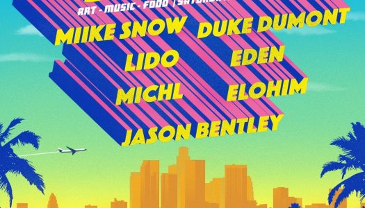 Radiohill and 89.9 KCRW Present: Skyline Art, Music, Food at Los Angeles State Historic Park