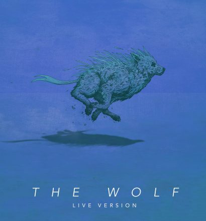 WOLF LIVE VERSION ART