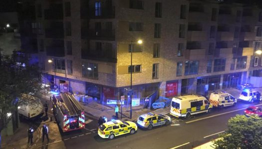 Chemical Attack in London Nightclub Injures 12