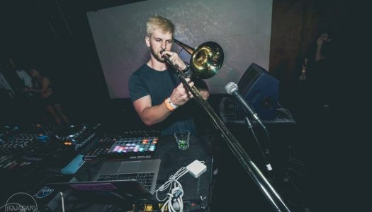 "Alexander Lewis Drops Trombone Flip of ""Chargé"" [Free Download]"