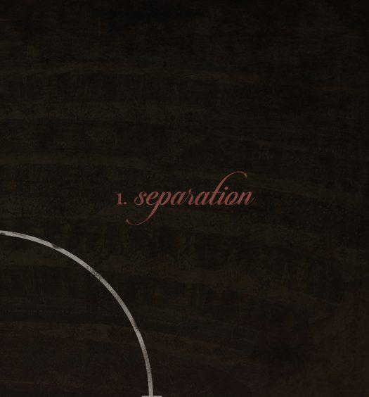 HXV Separation EP Artwork