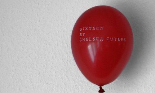 """Chelsea Cutler – """"Sixteen"""""""