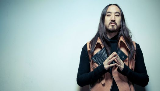 """Steve Aoki Shows off $100K Sneaker Collection And """"Aoki's Playhouse"""""""