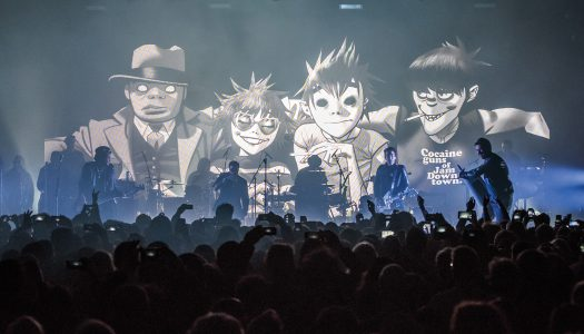 Gorillaz Announce Support for North American Tour