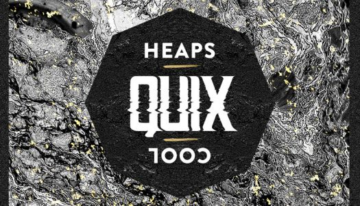 QUIX Shows A Different Side to Himself With 'Heaps Cool' EP