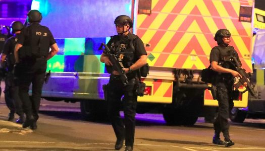 BREAKING: Explosion at Ariana Grande Concert, At Least 20 Deaths Reported