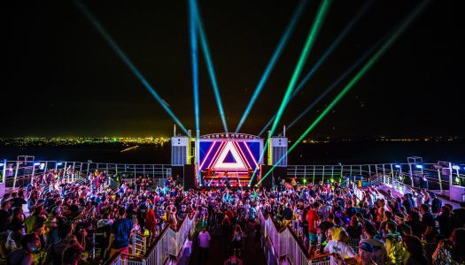 Destructo Offers Spot Aboard Sold-Out HOLY SHIP! [Giveaway]