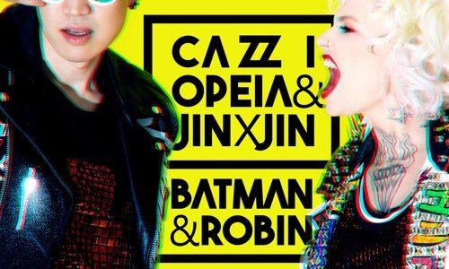 "Premiere: Cazzi Opeia & Jin x Jin – ""Batman & Robin"" (MoonShine Killah Beef Remix)"