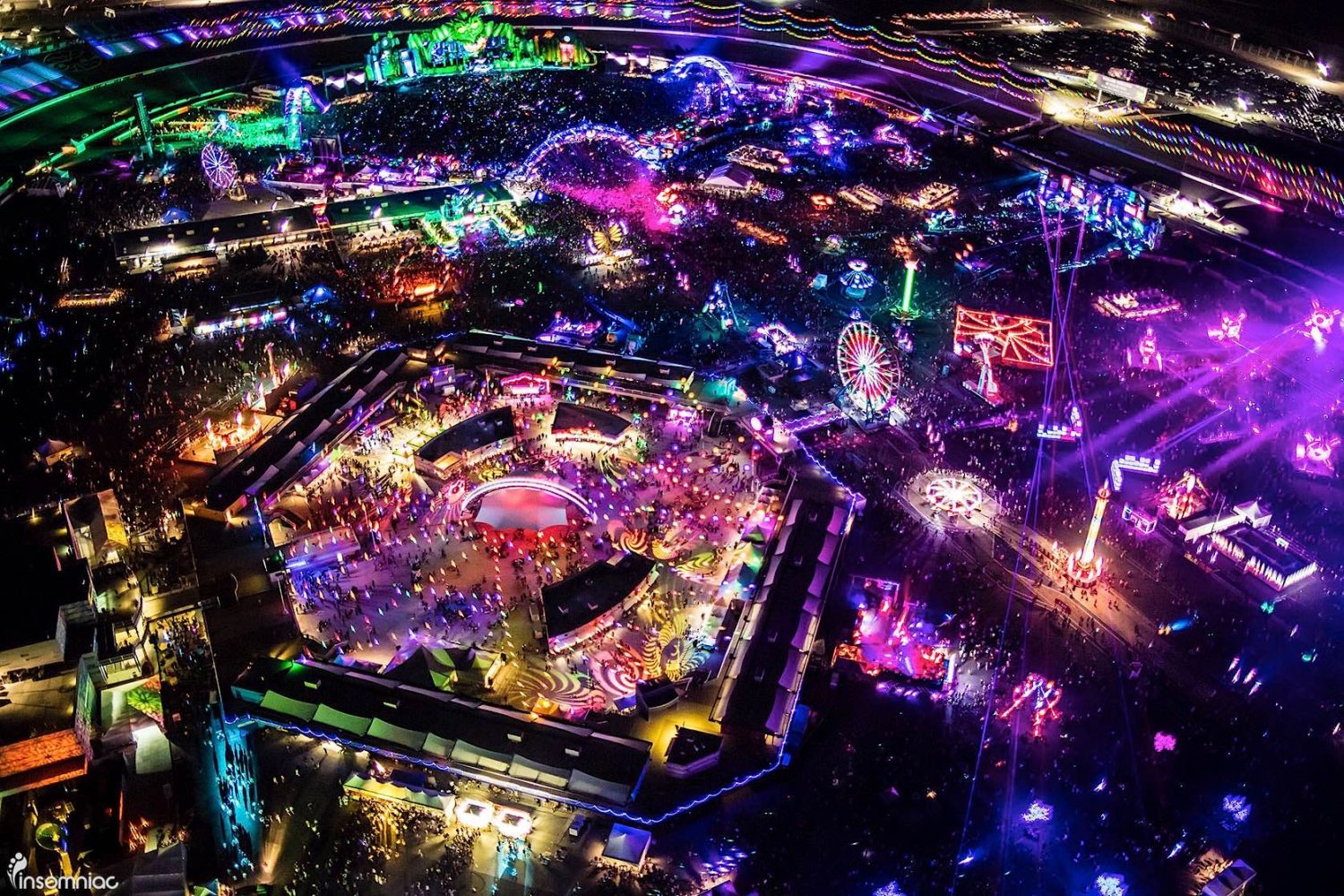 Insomniac, Red Bull Media To LIvestream EDC Las Vegas